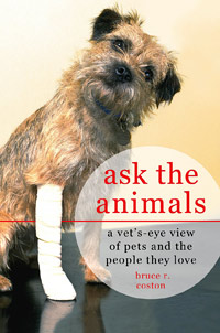 Book cover - Ask the Animals